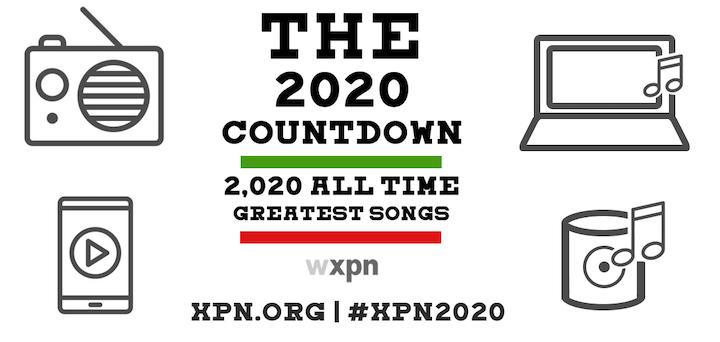 WXPN 2020 Countdown