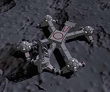 Gate to Moonbase Alpha