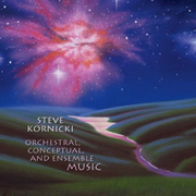 Orchestral, Conceptual and Ensemble Music